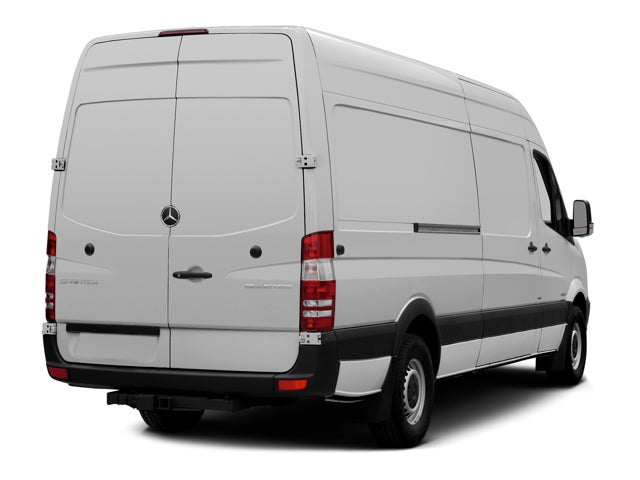 Used 2015 mercedes benz sprinter cargo vans for sale for Mercedes benz cargo van for sale