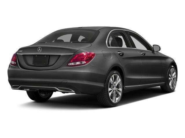 Used 2016 mercedes benz c class for sale raleigh nc for Leith mercedes benz