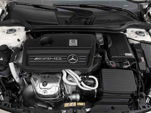 Mercedes cla 45 amg price and availability autos post for Mercedes benz herb chambers