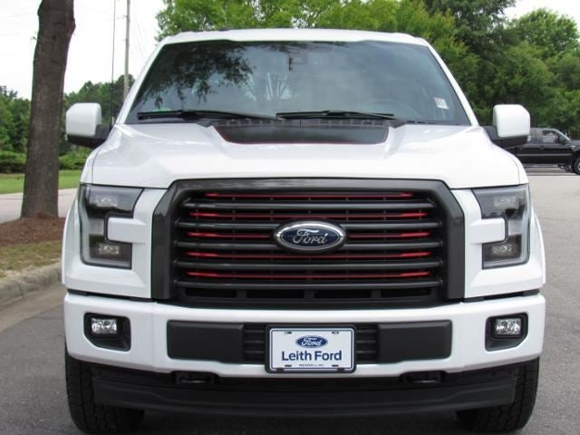 New 2017 Ford F-150 For Sale Raleigh NC 1FTEW1EF2HFC42398