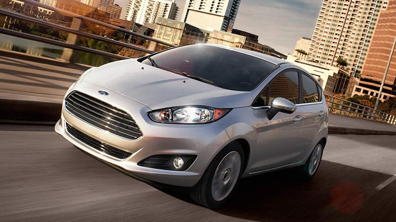 2016 Ford Fiesta Fiesta In Wendell Nc Leith Ford