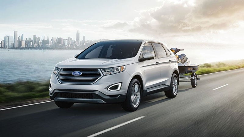 2017 Ford Edge In Wendell Nc Leith Ford