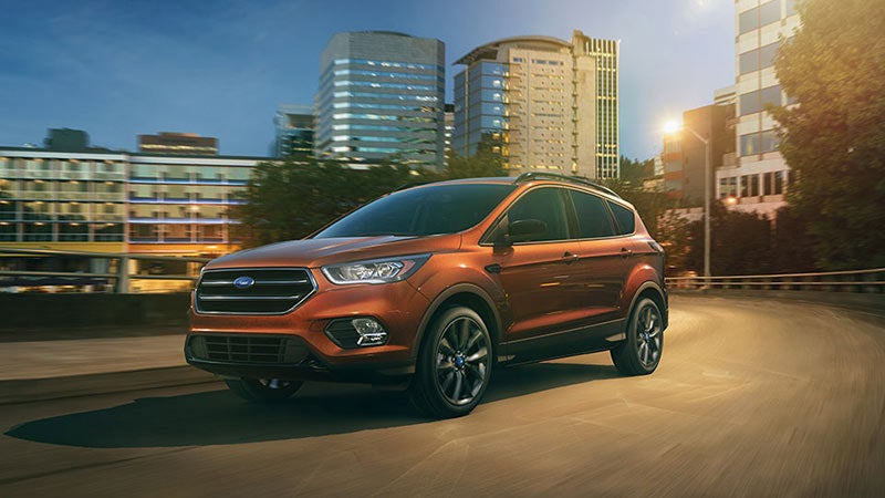 2017 Ford Escape In Wendell Nc Leith Ford
