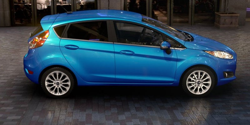 2017 Ford Fiesta In Wendell Nc Leith Ford