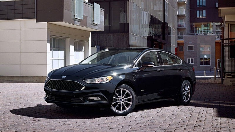2017 Ford Fusion In Wendell Nc Leith Ford