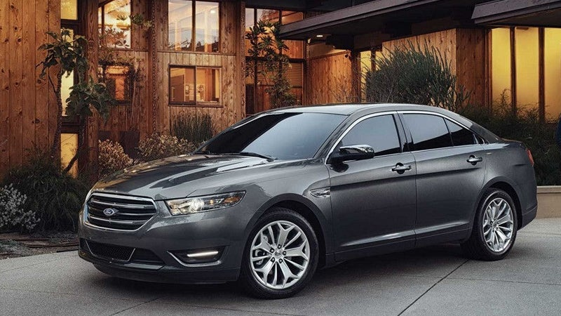 2018 Ford Taurus In Wendell Nc Leith Ford