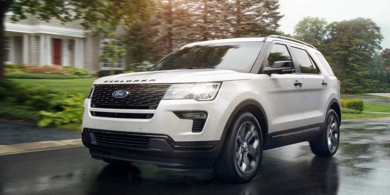 Ford Dealer Inventory Search >> 2019 Ford Explorer | Ford Explorer in Raleigh, NC | Leith Ford