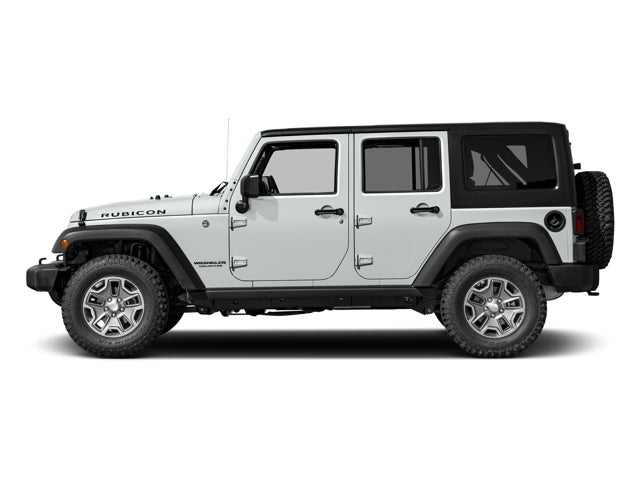 2017 Jeep Wrangler Unlimited Rubicon Hard Rock 4x4 *Ltd Avail* In Raleigh,  NC