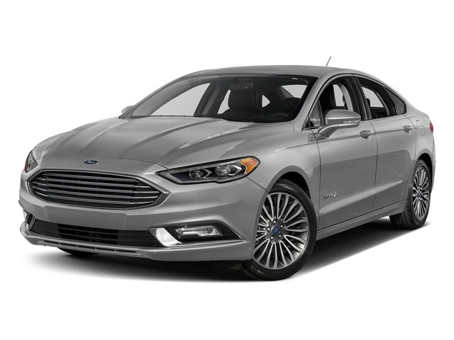 2018 Ford Fusion Hybrid Anium Fwd In Raleigh Nc Leith
