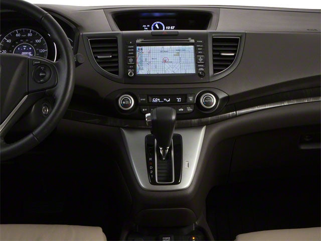 Beautiful 2012 Honda CR V 2WD 5dr EX L W/Navi In Raleigh,