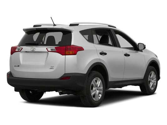 2017 Toyota Rav4 Fwd 4dr Le In Raleigh Nc Leith Ford