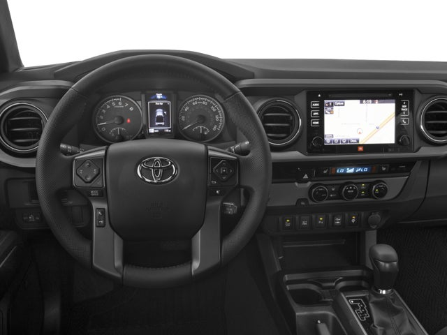 2016 Toyota Tacoma 4WD Double Cab V6 AT TRD Sport In Raleigh, NC   Leith