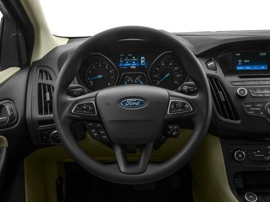 Ford Focus Sedan >> 2017 Ford Focus Se Sedan