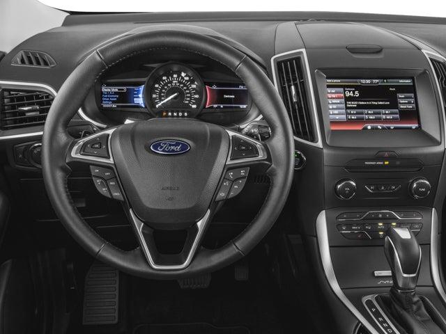 Luxury 2017 ford Edge Sel