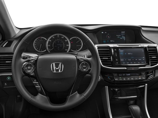 2017 Honda Accord Sedan Ex L V6 Auto In Raleigh Nc Leith Ford