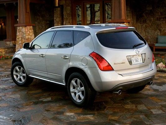 2007 Nissan Murano >> Used 2007 Nissan Murano For Sale Raleigh Nc Jn8az08w07w665530