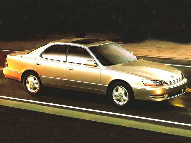 1996 Lexus ES 300 4dr Sdn In Raleigh, NC   Leith Ford
