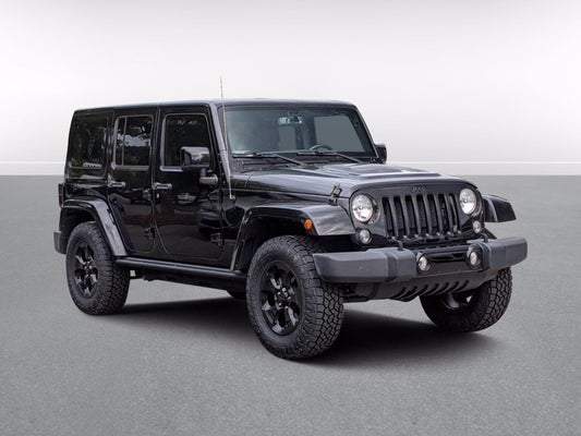 Used 2015 Jeep Wrangler Unlimited For Sale Raleigh Nc 1c4bjweg1fl690024