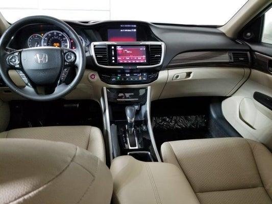 2017 Honda Accord Touring >> 2017 Honda Accord Touring Auto