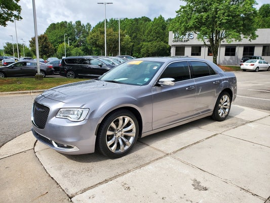 2018 Chrysler 300 Limited Rwd In Raleigh Nc Leith Ford