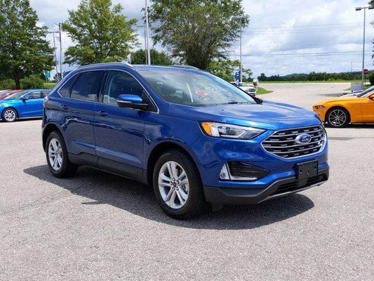 Find 2017 Ford Edge Reviews Prices Specs And Pictures On U S
