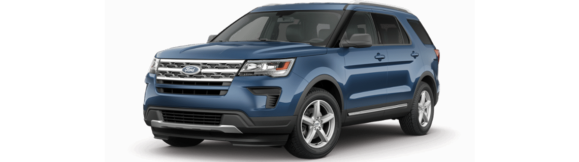 New 2018 Ford Explorer Xlt Leith Ford Specials Wendell Nc